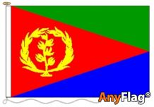 - ERITREA ANYFLAG RANGE - VARIOUS SIZES